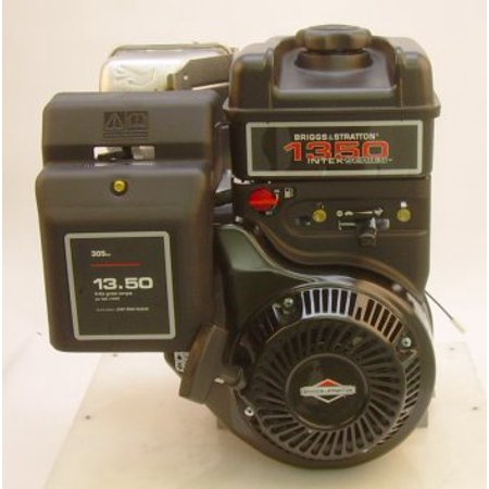 briggs 8 hp i c with electric starter manual