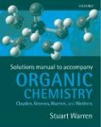 solutions manual to accompany organic chemistry clayden pdf