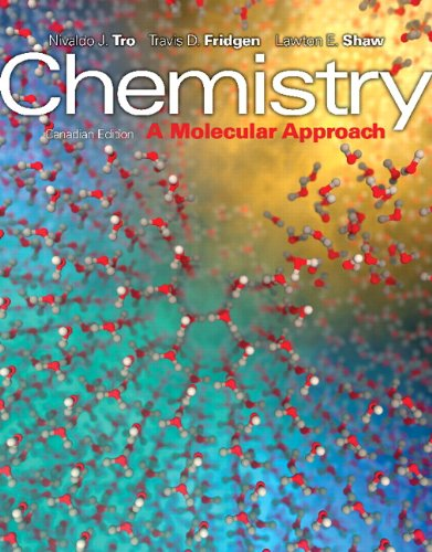 chemistry a molecular approach 3rd edition solutions manual