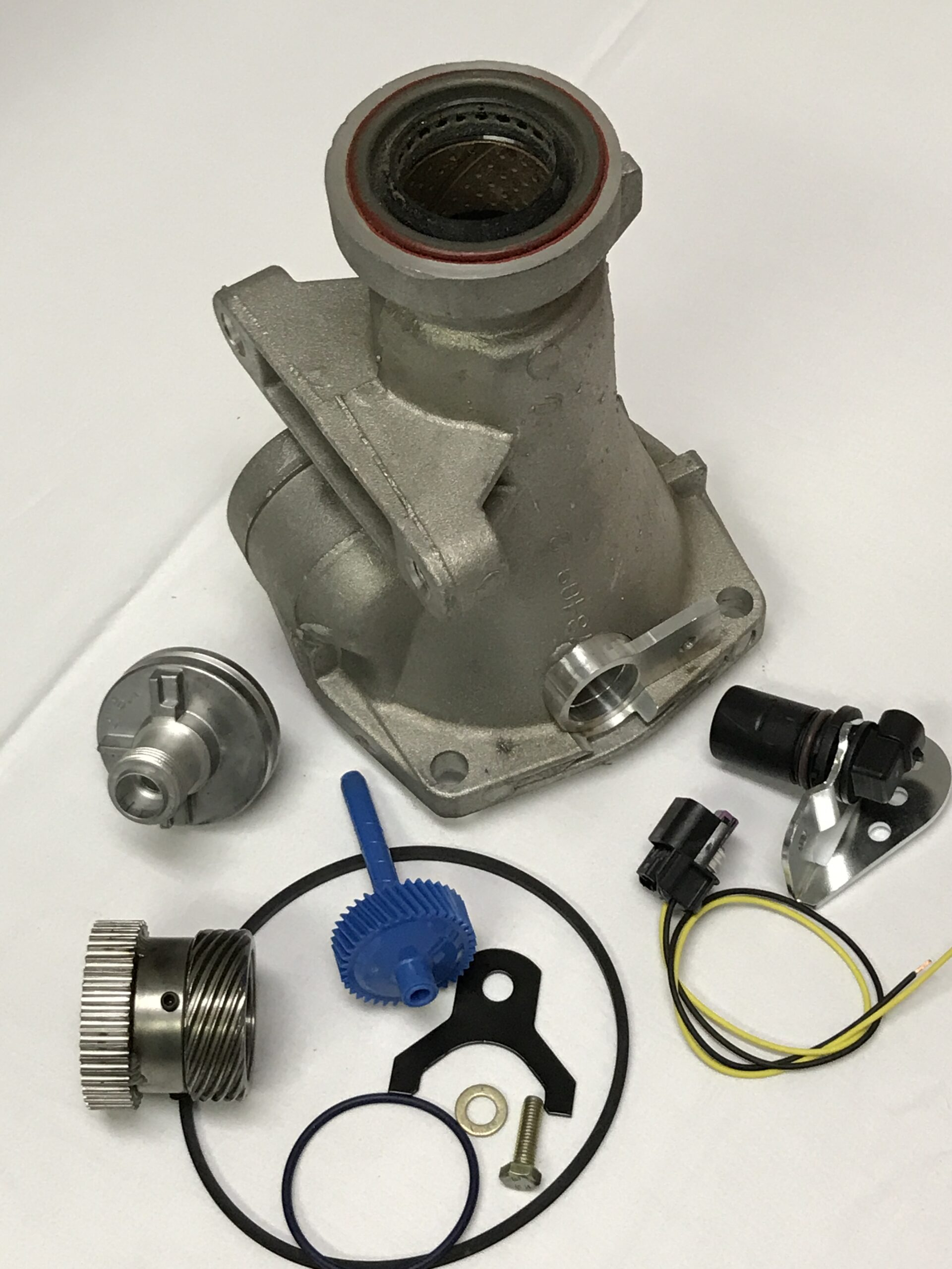 parts needed for a manual conversion