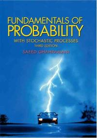 fundamentals of probability with stochastic processes solution manual pdf