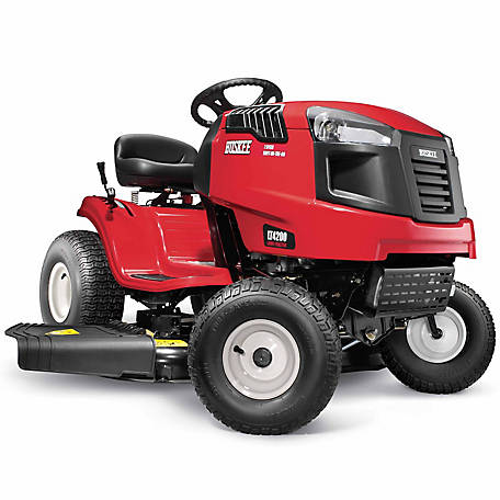 drive belt manual 46 inch huskee lawn tractor 23 hp