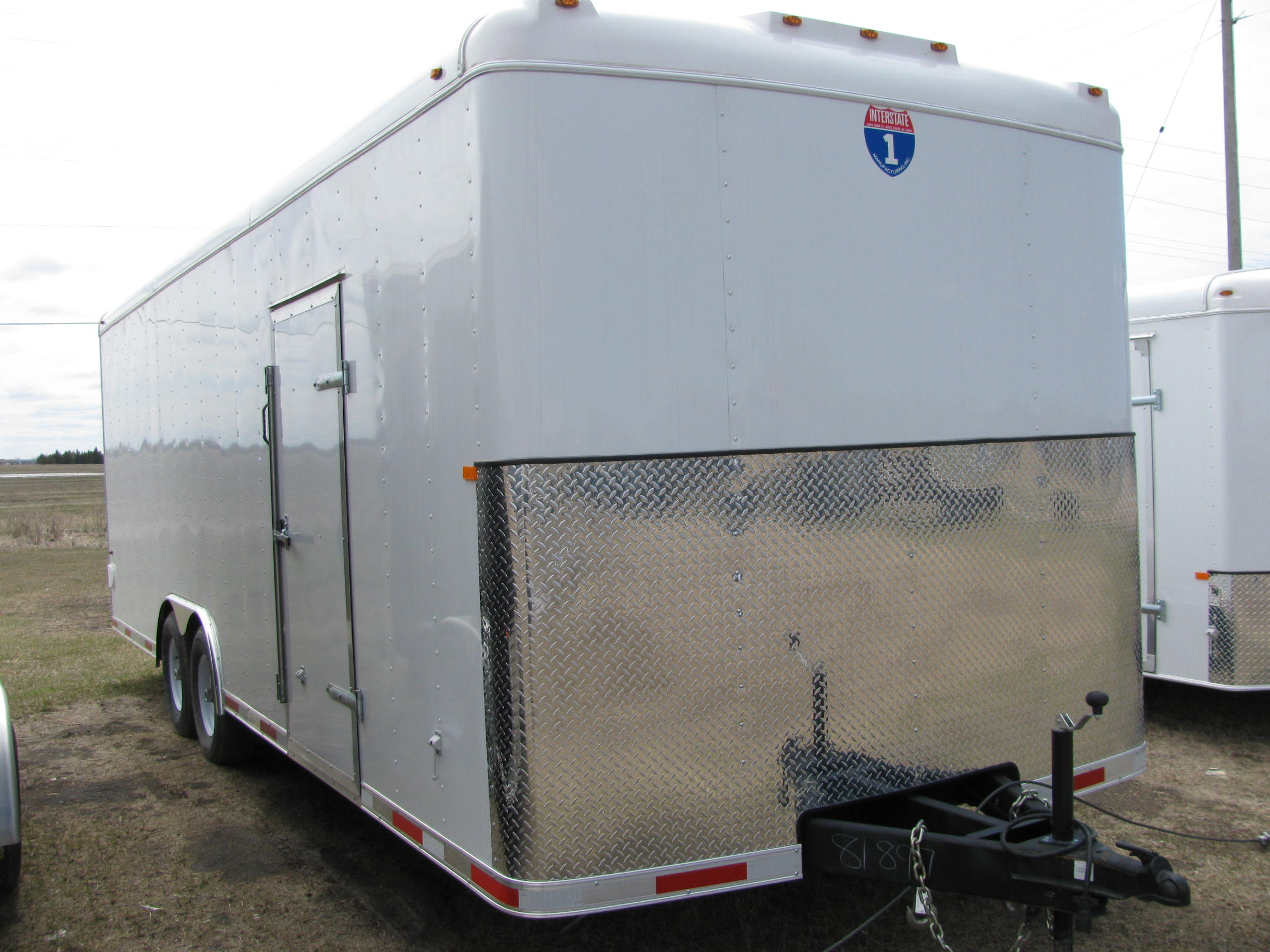 interstate enclosed trailer parts manual